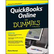 QuickBooks Online For Dummies (BOK)
