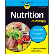 Nutrition for Dummies, 6th Edition (BOK)