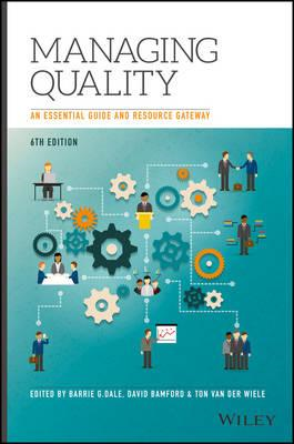 Managing Quality 6E - an Essential Guide and      Resource G (BOK)