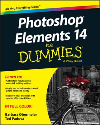 Photoshop (R) Elements 14 for Dummies (R) (BOK)