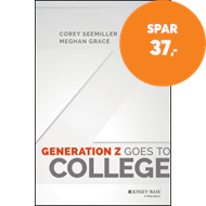 Produktbilde for Generation Z Goes to College (BOK)