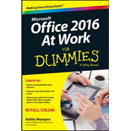 Office 2016 at Work for Dummies (BOK)