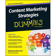 Content Marketing Strategies For Dummies (BOK)