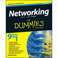Networking All-In-One for Dummies, 6th Edition (BOK)