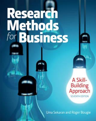 Research Methods For Business (BOK)
