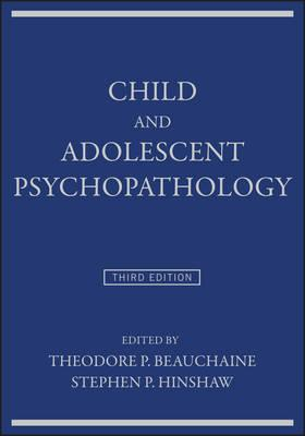 Child and Adolescent Psychopathology (BOK)