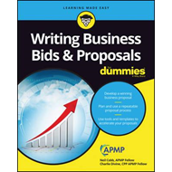Writing Business Bids and Proposals For Dummies (BOK)