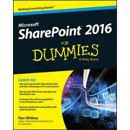 SharePoint 2016 For Dummies (BOK)