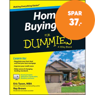 Produktbilde for Home Buying Kit For Dummies (BOK)