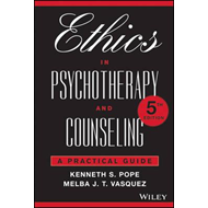 Ethics in Psychotherapy and Counseling (BOK)