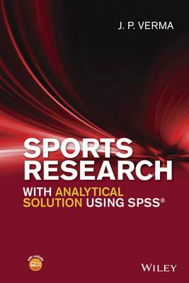 Sports Research with Analytical Solution Using SPSS (BOK)