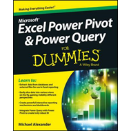 Excel Power Pivot & Power Query for Dummies (BOK)