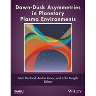 Dawn-Dusk Asymmetries in Planetary Plasma Environments (BOK)