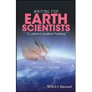 Writing for Earth Scientists (BOK)
