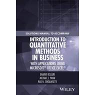 Solutions Manual to Accompany Introduction to Quantitative M (BOK)