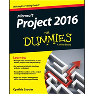 Project 2016 For Dummies (BOK)
