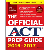 Official ACT Prep Guide, 2016 - 2017 (BOK)