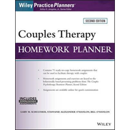 Couples Therapy Homework Planner, Second Edition with Downlo (BOK)