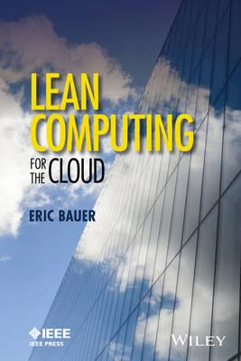 Lean Computing for the Cloud (BOK)