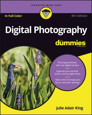 Digital Photography For Dummies (BOK)