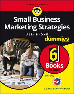 Small Business Marketing Strategies All-In-One for Dummies (BOK)