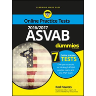 2016 / 2017 ASVAB For Dummies with Online Practice (BOK)