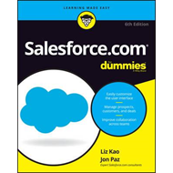 Salesforce.com for Dummies, 6th Edition (BOK)
