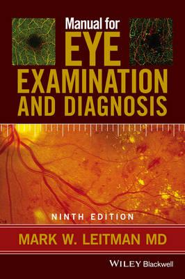 Manual for Eye Examination and Diagnosis (BOK)