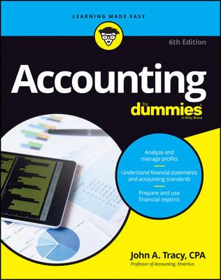 Accounting for Dummies, 6th Edition (BOK)