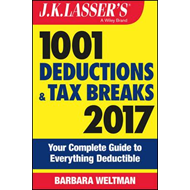 J.K. Lasser's 1001 Deductions and Tax Breaks (BOK)