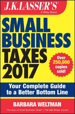 J.K. Lasser's Small Business Taxes (BOK)
