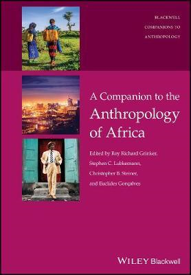 Companion to the Anthropology of Africa (BOK)