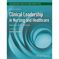 Clinical Leadership in Nursing and Healthcare (BOK)