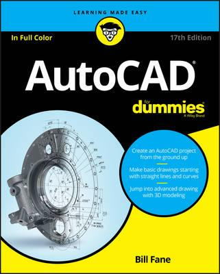 AutoCAD for Dummies, 17th Edition (BOK)