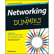 Networking for Dummies, 11th Edition (BOK)