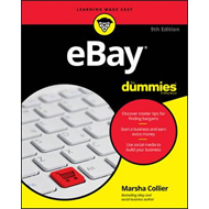 EBay for Dummies, 9th Edition (BOK)