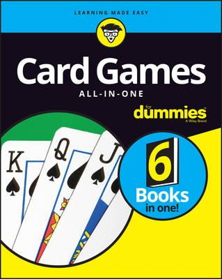 Card Games All-In-One For Dummies (BOK)