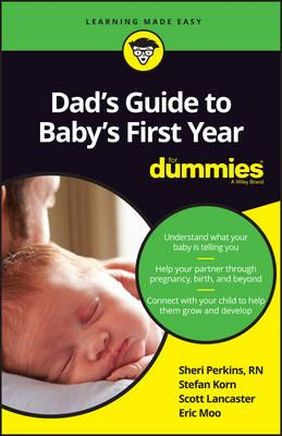 Dad's Guide to Baby's First Year For Dummies (BOK)