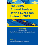 JCMS Annual Review of the European Union in 2015 (BOK)