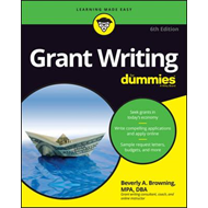 Grant Writing For Dummies (BOK)