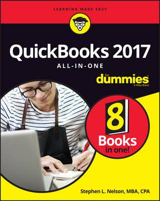 QuickBooks 2017 All-In-One for Dummies (BOK)