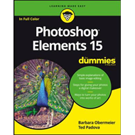 Photoshop  Elements 15 for Dummies (BOK)