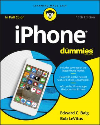 Iphone for Dummies, 11th Edition (BOK)