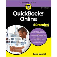 QuickBooks Online for Dummies, 3rd Edition (BOK)