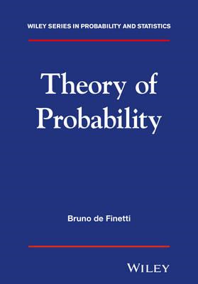 Theory of Probability (BOK)