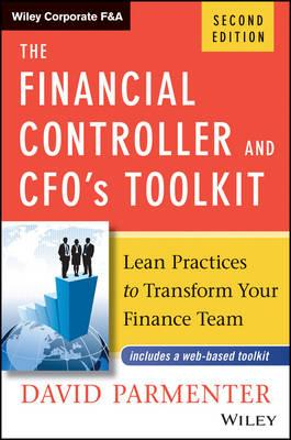 Financial Controller and CFO's Toolkit (BOK)