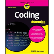 Coding For Dummies (BOK)