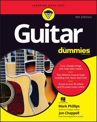 Guitar for Dummies, 4th Edition (BOK)