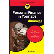 Personal Finance in Your 20S for Dummies (BOK)