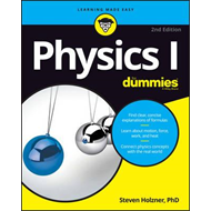 Physics I for Dummies, 2nd Edition (BOK)